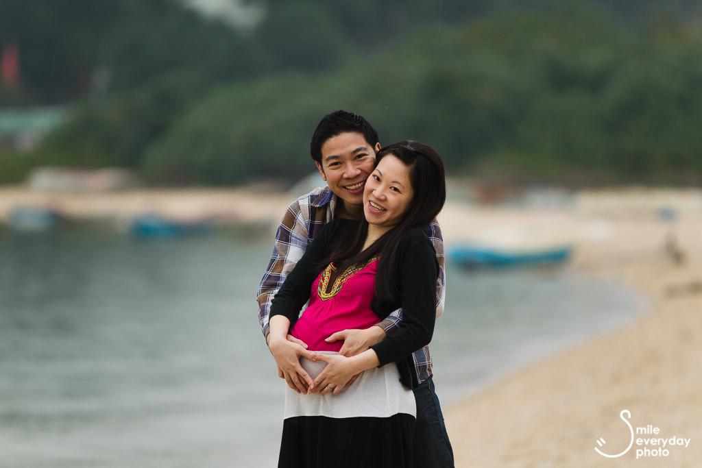 smile everyday photo, maternity photogrpahy