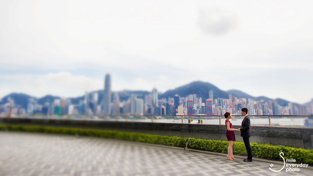 hong kong wedding photo