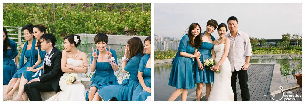 Kai Tak Cruise Terminal wedding photo