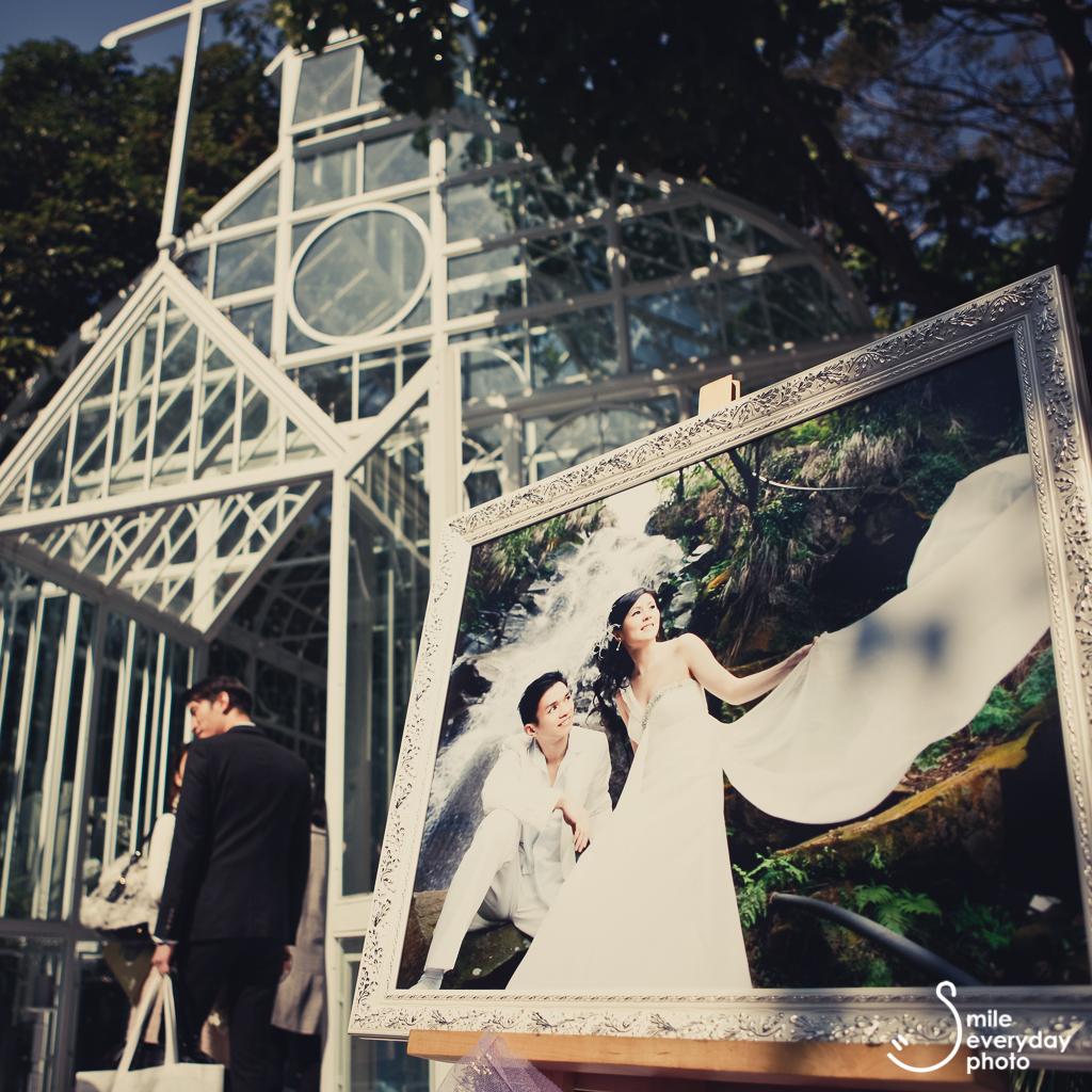 伊甸園玻璃教堂