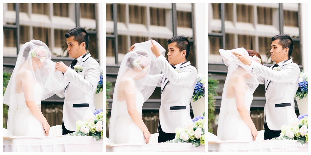 La Terrace Regal Kowloon Hotel wedding photos by smile everyday photo